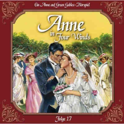 Anne in Four Winds: Ein neues Zuhause, 1 Audio-CD