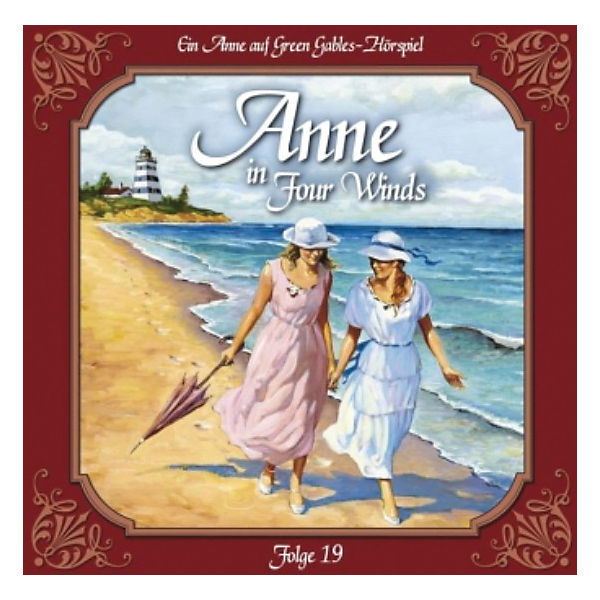 Anne in Four Winds: Verwirrung der Gefühle, Audio-CD