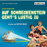 Burg Schreckenstein: Auf Schreckenstein geht's lustig zu, 2 Audio-CDs