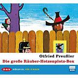 Die große Räuber-Hotzenplotz-Box, 6 Audio-CDs