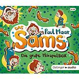 Die große Sams-Hörspielbox, 6 Audio-CDs