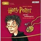 Harry Potter und der Halbblutprinz, 2 MP3-CDs