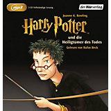 Harry Potter und die Heiligtümer des Todes, 2 MP3-CDs