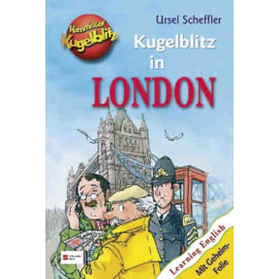 Kommissar Kugelblitz: Kugelblitz in London