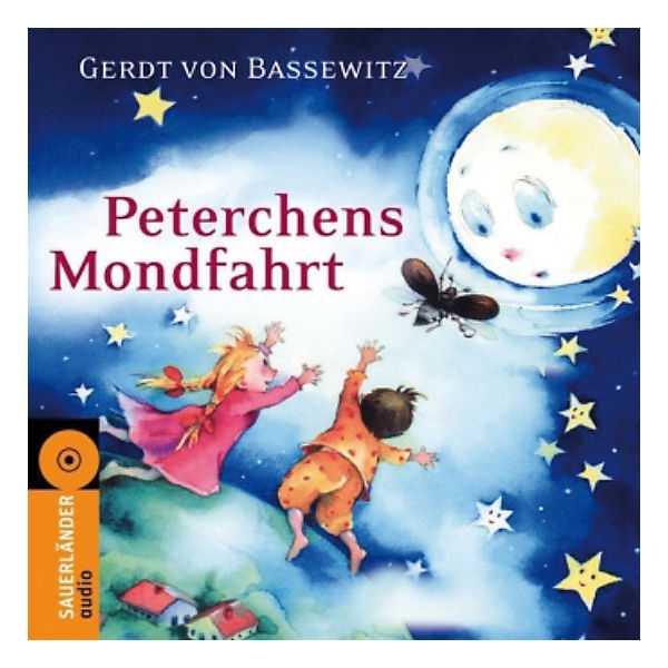 Peterchens Mondfahrt, Audio-CD