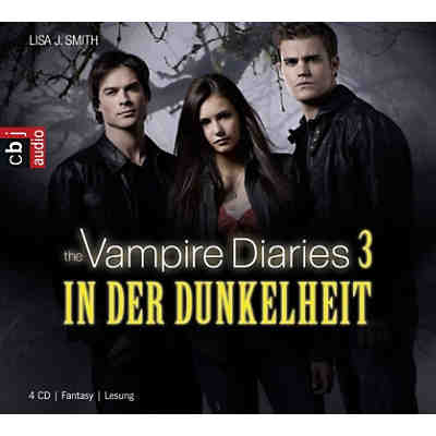 The Vampire Diaries: In der Dunkelheit, 4 Audio-CDs