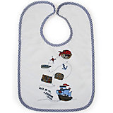 Giant Bib with Velcro Fastening, Pirate