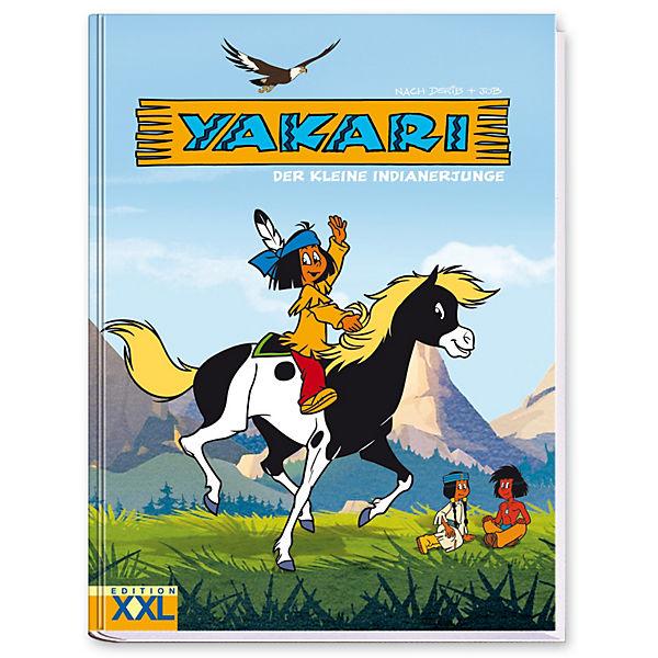 yakari  der kleine indianerjunge, yakari  mytoys ~ Geschirr Yakari