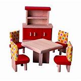 PLAN TOYS 7306 Набор мебели для столовой