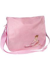 BLOCH Ballett Umhängetasche für Mädchen, pink