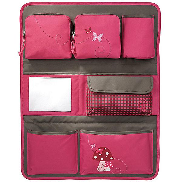 auto r ckenlehnentasche 4kids wrap to go mushroom l ssig. Black Bedroom Furniture Sets. Home Design Ideas