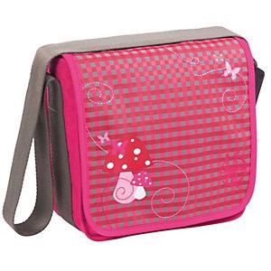 Kids' Mini Messenger Bag, Mushroom