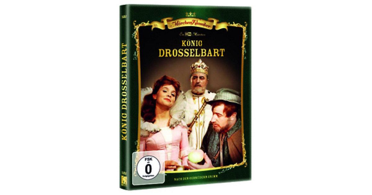 DVD Märchen Klassiker - König Drosselbart