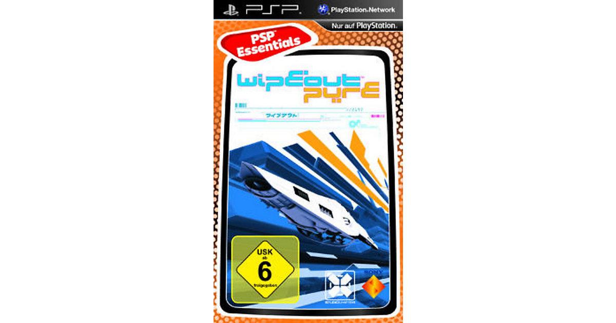 PSP WipeOut Pure - Essentials