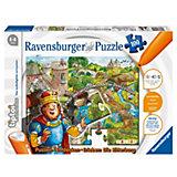 tiptoi® Puzzle 100 Teile Ritterburg (ohne Stift)