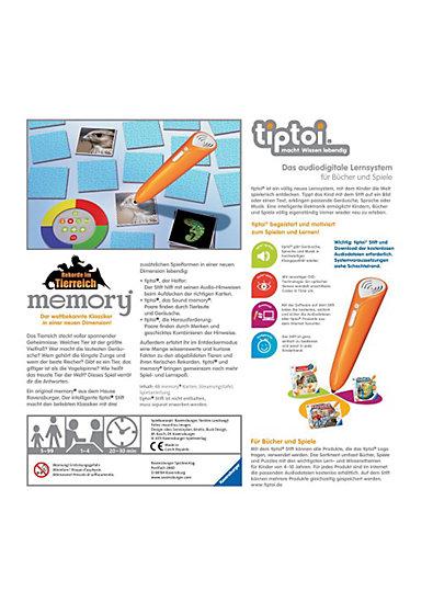 tiptoi®: memory® Rekorde im Tierreich (ohne Stift)