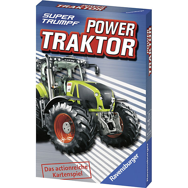 Supertrumpf: Power Traktor