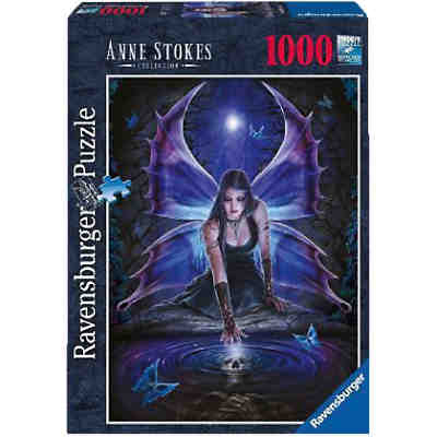 Anne Stokes: Sehnsucht - 1000 Teile Puzzle