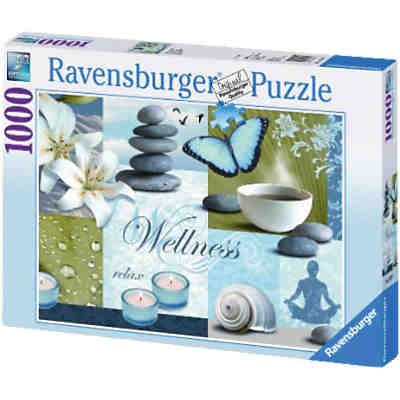 Pure Entspannung - 1000 Teile Puzzle