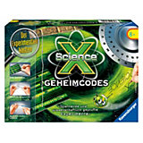 ScienceX - Geheimcodes