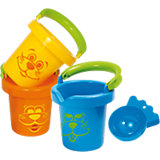 Bath Time Bucket Set- 4 pcs.