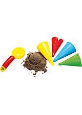 Sandform Eiscreme - Set, 5tlg.
