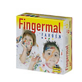 Idena Fingermalfarben 4 x 100ml