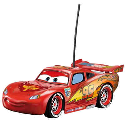 DICKIE RC Cars 2 Lightning McQueen 27/40 MHz