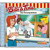 CD Bibi und Tina 67 - Das Tierarztpraktikum