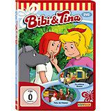DVD Bibi und Tina 12 -Felix der Filmstar + Ein unfaires Rennen