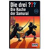 MC Die Drei ??? 145 - Die Rache der Samurai