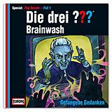 CD Die Drei ??? Brainwash - Gefangene Gedanken