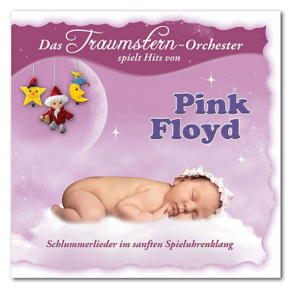 CD Traumstern-Orchester -  Pink Floyd