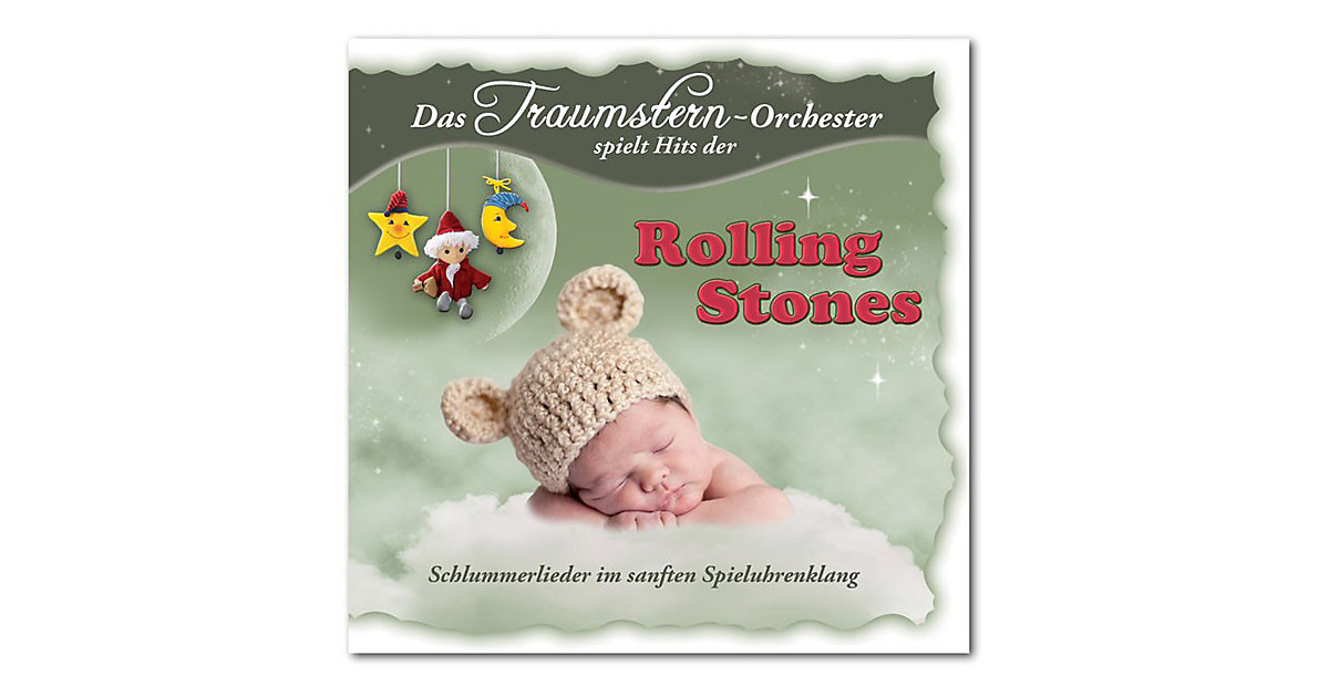 CD Traumstern-Orchester- Rolling Stones