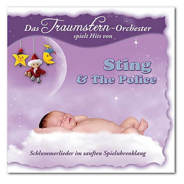 CD Traumstern-Orchester -  Sting & The Police