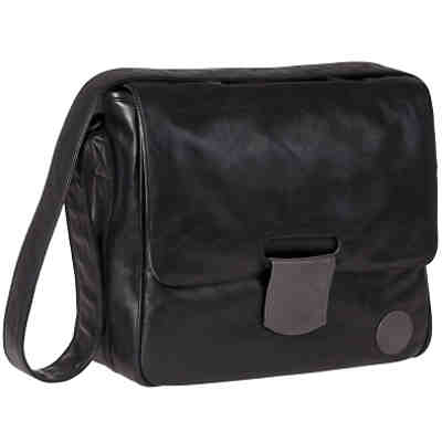 Wickeltasche Tender, Messenger Bag, Black