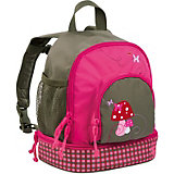 Kindergarten Rucksack 4kids, Mini Backpack, Mushroom