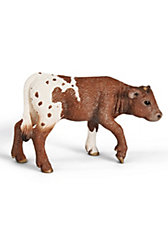 Schleich Farmlife: 13684 Texas Longhorn Kalb