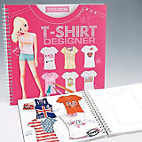 TOPModel T-Shirt Designer Malbuch