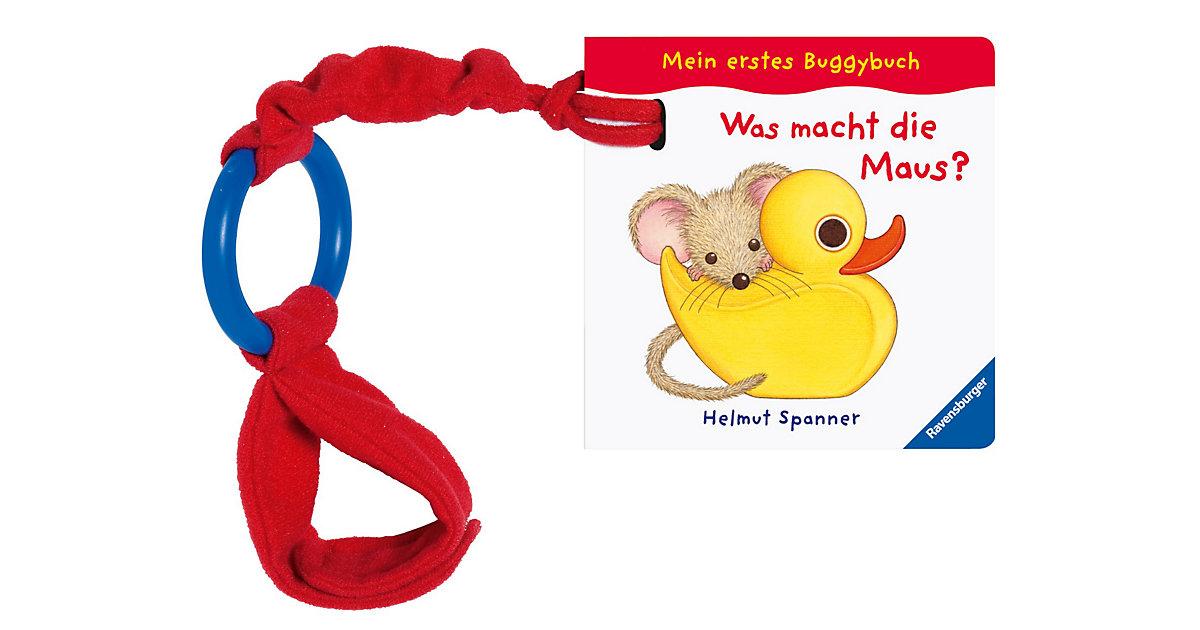 Buch - Mein erstes Buggybuch: Was macht die Maus?