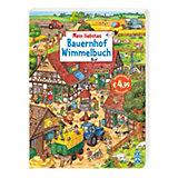 Mein liebstes Bauernhof-Wimmelbuch