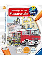 tiptoi®: WWW Unterwegs mit der Feuerwehr