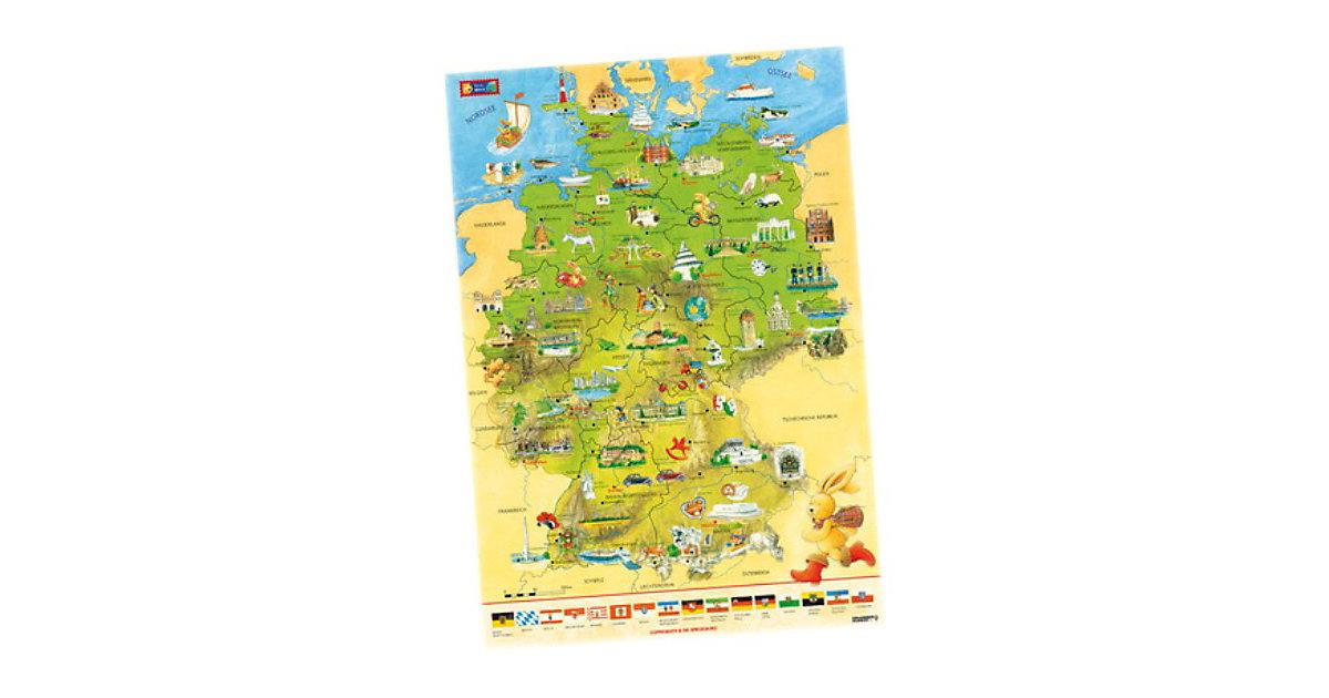 Buch - Felix-Deutschlandkarte