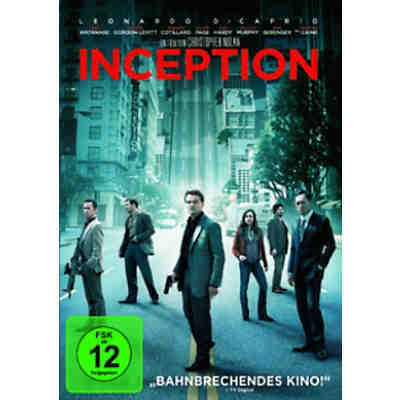 DVD Inception
