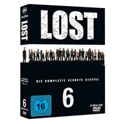 DVD Lost - Season 6