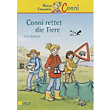 Meine Freundin Conni: Conni rettet die Tiere