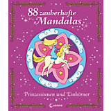 Prinzessinnen und Einhörner - 88 zauberhafte Mandalas