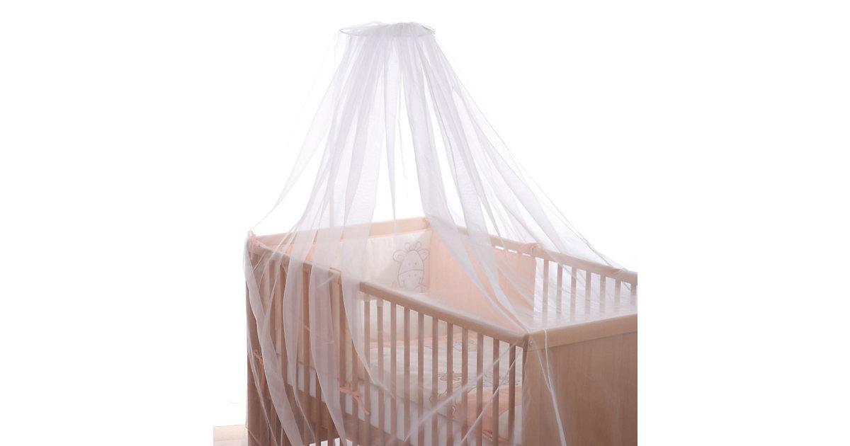 Insektennetz Kinderbett weiß Kinder