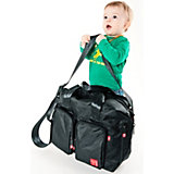 Baby Changing Bag Worker, Black