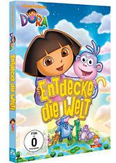 DVD Dora: Entdecke Die Welt